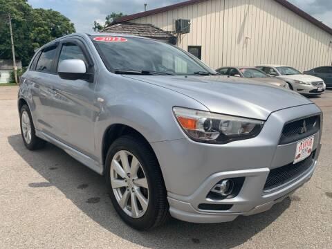 2012 Mitsubishi Outlander Sport for sale at El Rancho Auto Sales in Des Moines IA
