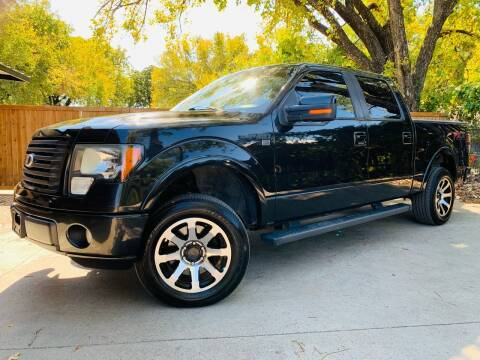 2012 Ford F-150 for sale at DFW Auto Provider in Haltom City TX