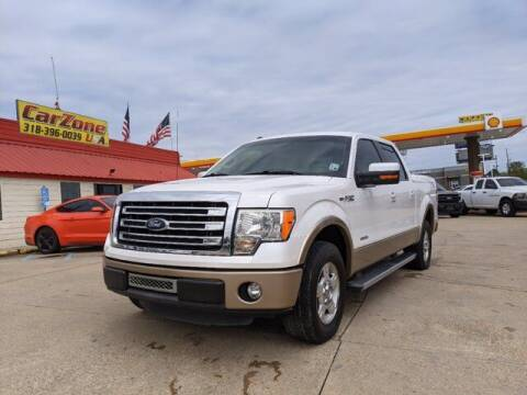 2013 Ford F-150 for sale at CarZoneUSA in West Monroe LA