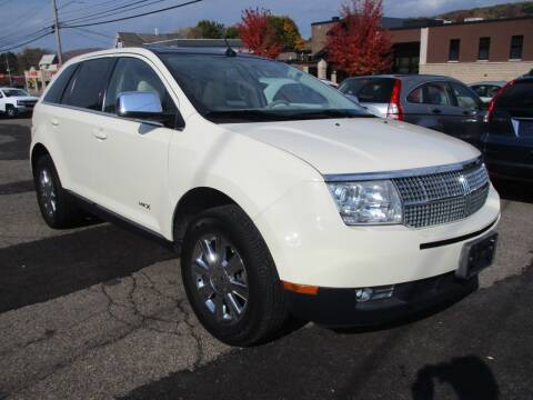 2007 Lincoln MKX for sale at Car Depot Auto Sales in Binghamton NY