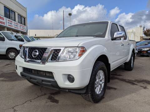 2015 Nissan Frontier for sale at Convoy Motors LLC in National City CA