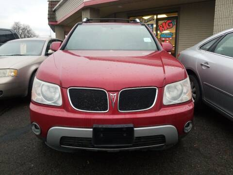 2006 Pontiac Torrent for sale at 2 Way Auto Sales in Spokane Valley WA