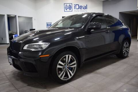2014 BMW X6 M for sale at iDeal Auto Imports in Eden Prairie MN