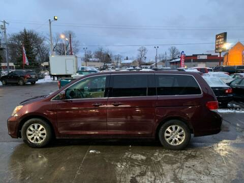 2008 Honda Odyssey for sale at Autoplex 2 in Milwaukee WI