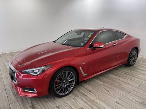 2017 Infiniti Q60 for sale at TRAVERS GMT AUTO SALES - Traver GMT Auto Sales West in O Fallon MO