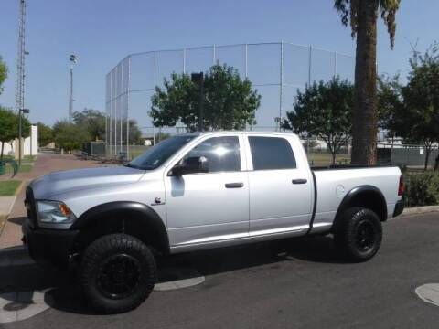 2017 RAM Ram Pickup 2500 for sale at J & E Auto Sales in Phoenix AZ