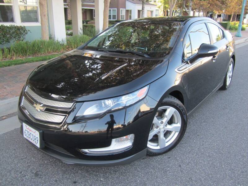 2013 Chevrolet Volt for sale at PREFERRED MOTOR CARS in Covina CA