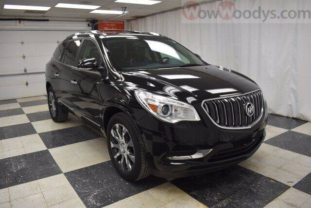 2017 Buick Enclave AWD Leather 4dr Crossover - Chillicothe MO