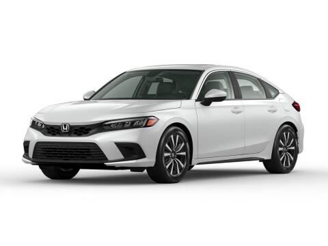 2022 Honda Civic for sale at MILLENNIUM HONDA in Hempstead NY