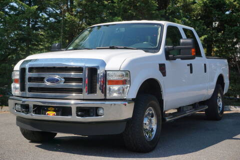 2009 Ford F-250 Super Duty for sale at West Coast Auto Works in Edmonds WA