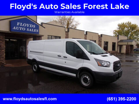 2017 Ford Transit Cargo for sale at Floyd's Auto Sales Forest Lake in Forest Lake MN