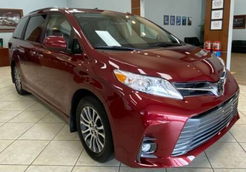 2019 Toyota Sienna for sale at Adams Auto Group Inc. in Charlotte NC