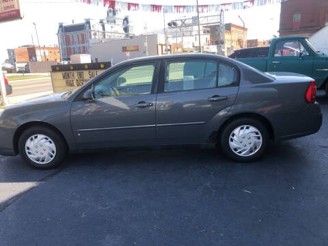 2008 Chevrolet Malibu Classic for sale at BEST AUTO SALES AND SERVICE, LLC in Van Wert OH