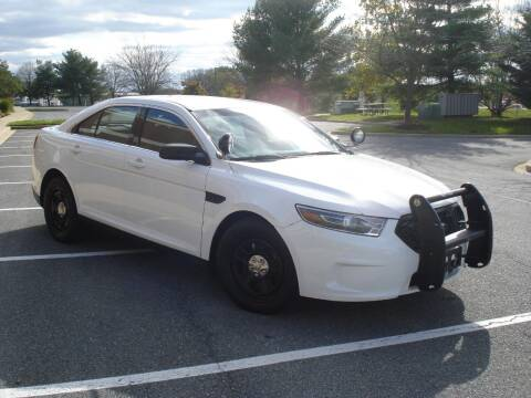 2016 Ford Taurus for sale at DRIVE INVESTMENT GROUP in Frederick MD