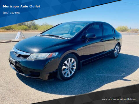 2011 Honda Civic for sale at Maricopa Auto Outlet in Maricopa AZ
