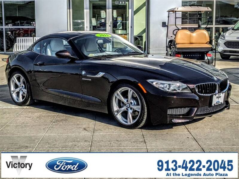 2015 BMW Z4 for sale in Kansas City, KS