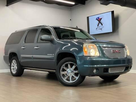 2007 GMC Yukon XL for sale at TX Auto Group in Houston TX