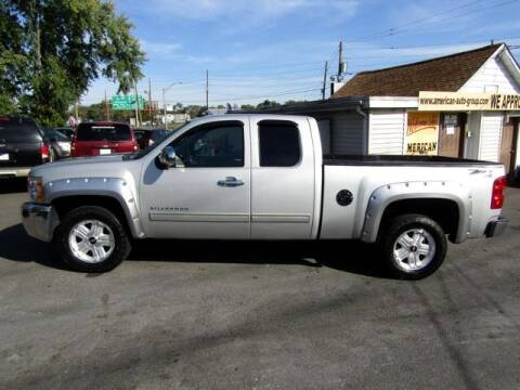 2013 Chevrolet Silverado 1500 for sale at American Auto Group Now in Maple Shade NJ