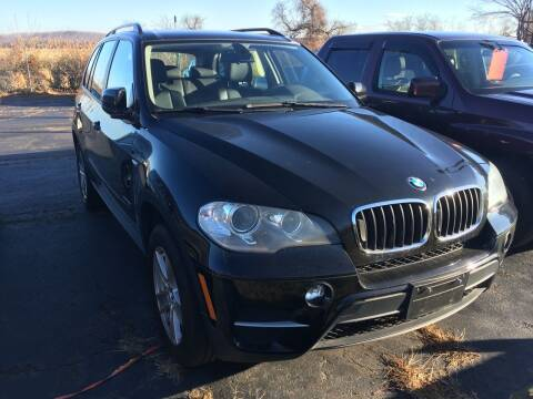 2013 BMW X5 for sale at MELILLO MOTORS INC in North Haven CT
