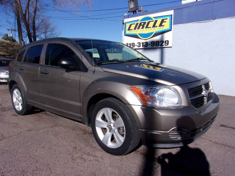 2008 Dodge Caliber for sale at Circle Auto Center in Colorado Springs CO