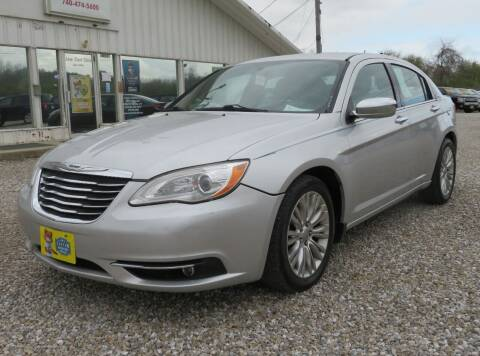 2011 Chrysler 200 for sale at Low Cost Cars in Circleville OH