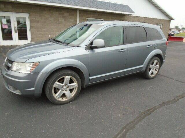2009 Dodge Journey for sale at SWENSON MOTORS in Gaylord MN