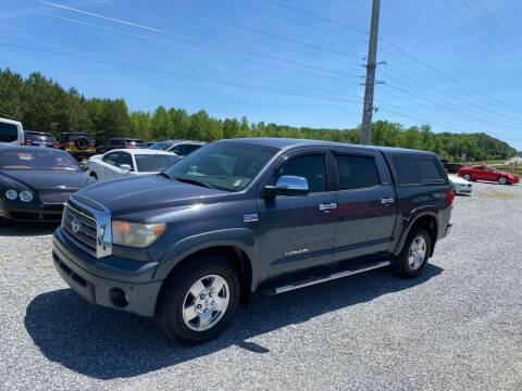 2007 Toyota Tundra for sale at Billy Ballew Motorsports in Dawsonville GA