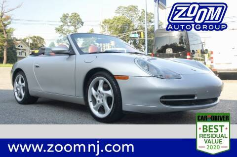 2001 Porsche 911 for sale at Zoom Auto Group in Parsippany NJ