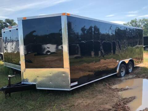 2020 Look Trailers EWLC85X222TE3SE for sale at Car VIP Auto Sales in Danbury CT