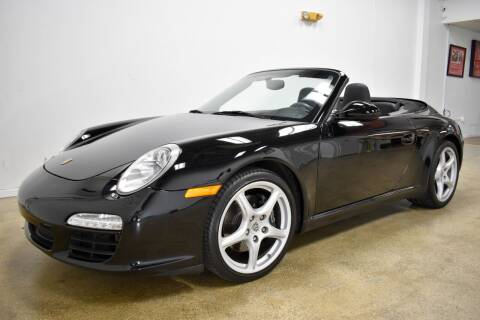 2009 Porsche 911 for sale at Thoroughbred Motors in Wellington FL