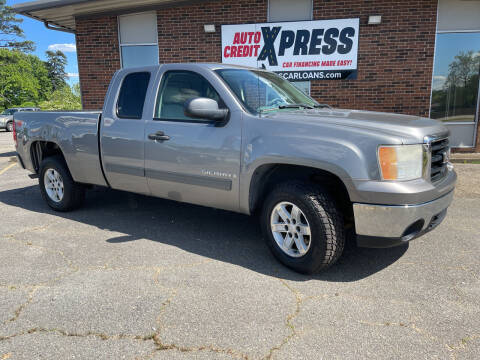 2007 GMC Sierra 1500 for sale at Auto Credit Xpress in Benton AR