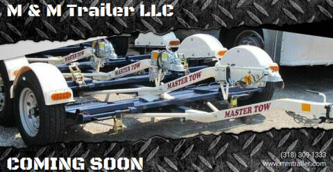 2021 MASTER TOW ELECTRIC BRAKE for sale at M & M Trailer LLC - Utility Trailers in Shreveport LA