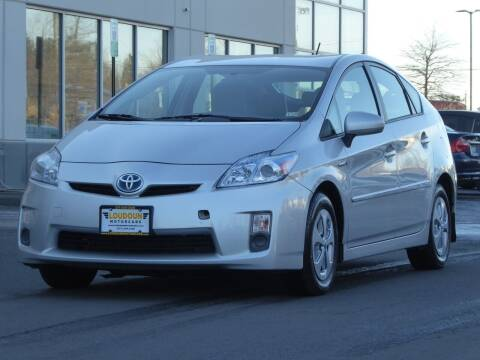 2010 Toyota Prius for sale at Loudoun Used Cars - LOUDOUN MOTOR CARS in Chantilly VA