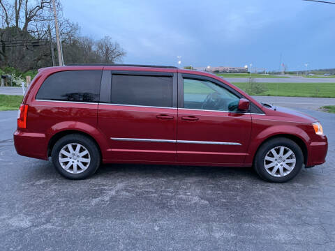 2014 Chrysler Town and Country for sale at Westview Motors in Hillsboro OH