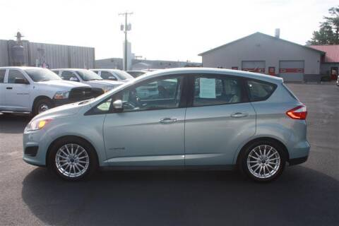 2013 Ford C-MAX Hybrid for sale at SCHMITZ MOTOR CO INC in Perham MN