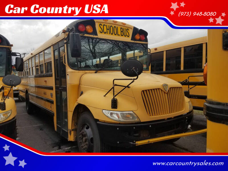 2009 IC Bus CE 200 for sale at Car Country USA in Augusta NJ