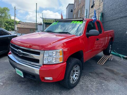 2007 Chevrolet Silverado 1500 for sale at Barnes Auto Group in Chicago IL