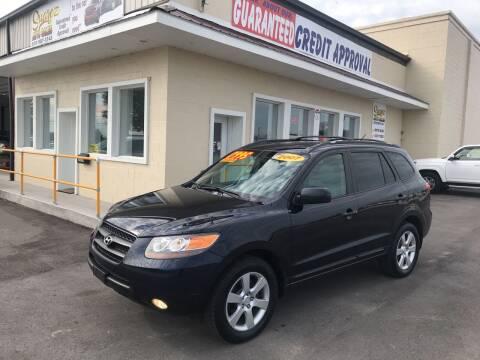2007 Hyundai Santa Fe for sale at Suarez Auto Sales in Port Huron MI