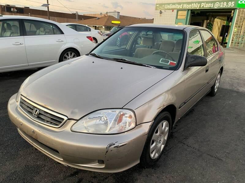 2000 Honda Civic for sale at MFT Auction in Lodi NJ