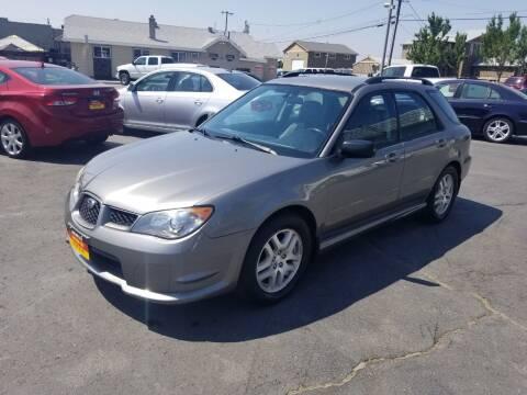 2006 Subaru Impreza for sale at Cool Cars LLC in Spokane WA