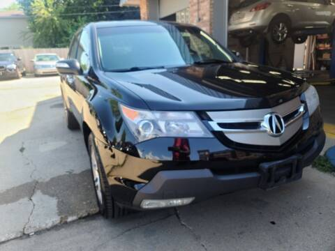 2009 Acura MDX for sale at LOT 51 AUTO SALES in Madison WI