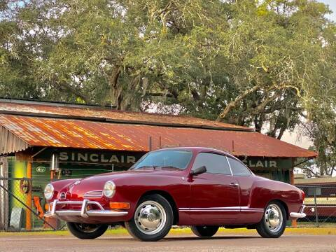 1971 Volkswagen Karmann Ghia for sale at OVE Car Trader Corp in Tampa FL