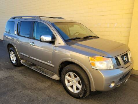 2008 Nissan Armada for sale at Cars To Go in Sacramento CA