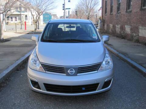 2011 Nissan Versa for sale at EBN Auto Sales in Lowell MA