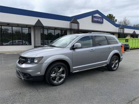 2017 Dodge Journey for sale at Impex Auto Sales in Greensboro NC