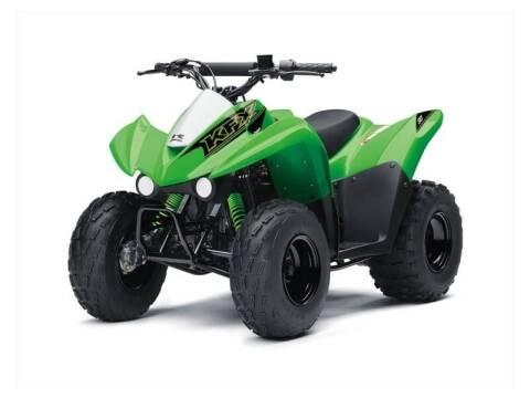2021 Kawasaki KFX90 for sale at Honda West in Dickinson ND