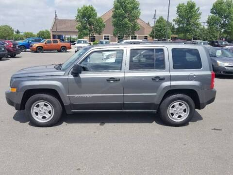2012 Jeep Patriot for sale at ROSSTEN AUTO SALES in Grand Forks ND