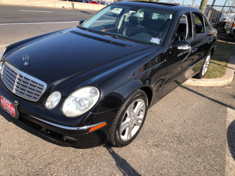 2005 Mercedes-Benz E-Class for sale at STATE AUTO SALES in Lodi NJ