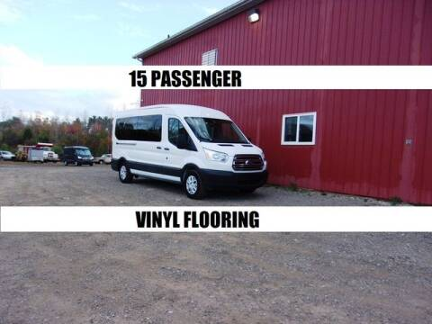 2019 Ford Transit Passenger for sale at Windy Hill Auto and Truck Sales in Millersburg OH