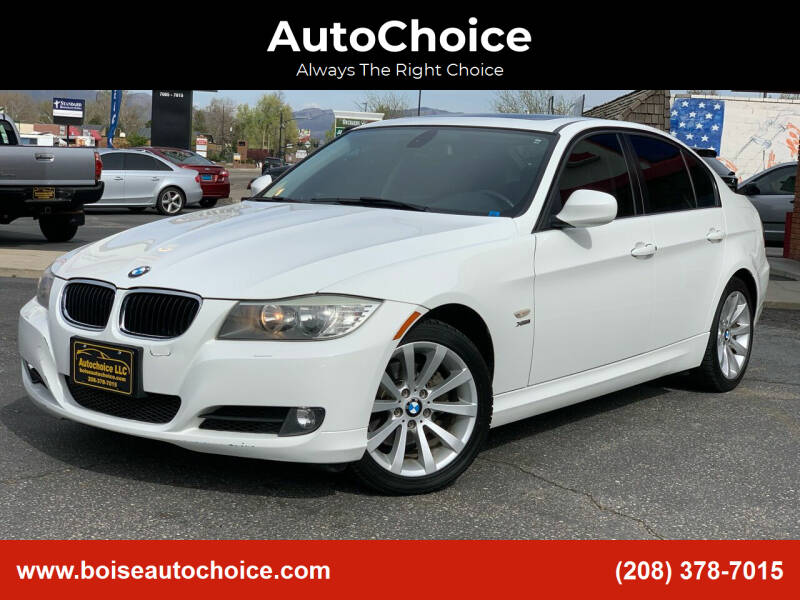 2011 BMW 3 Series for sale at AutoChoice in Boise ID